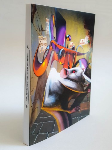 postal cards - odeith exclusive collection 2015 - progress pictures-3