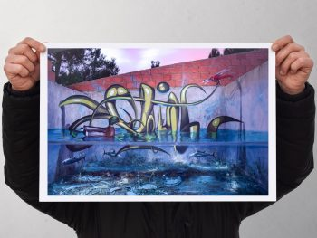 print-A3-Anamorphic-Graffiti-Dirty-Square-Pond-Odeith-2015
