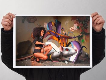 signed-prints-limited-edition--mouse-and-girl-odeith-2015